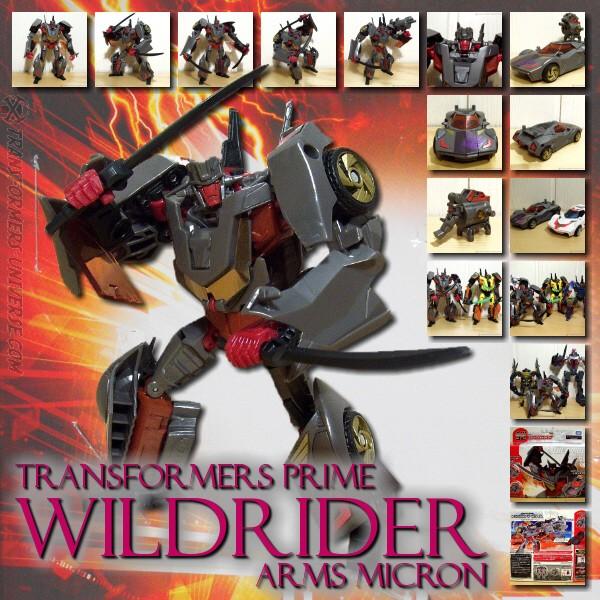 Prime Stunt Wildrider
