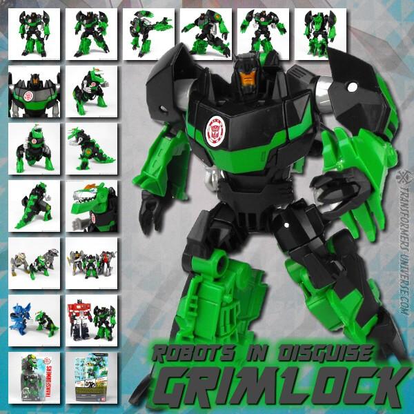 RID 2.0 Grimlock
