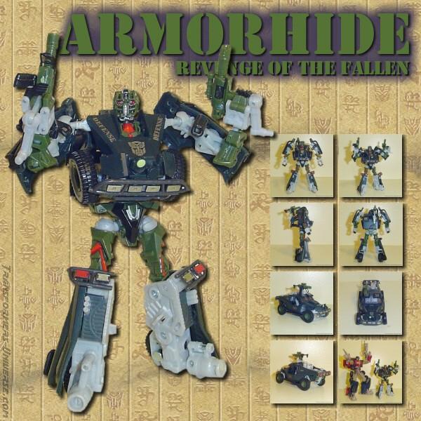 ROTF Armorhide