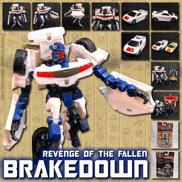 ROTF Brakedown
