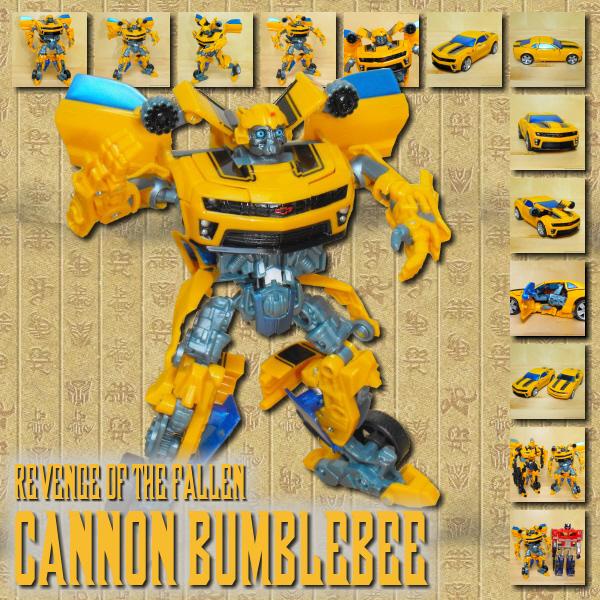 ROTF Cannon Bumblebee