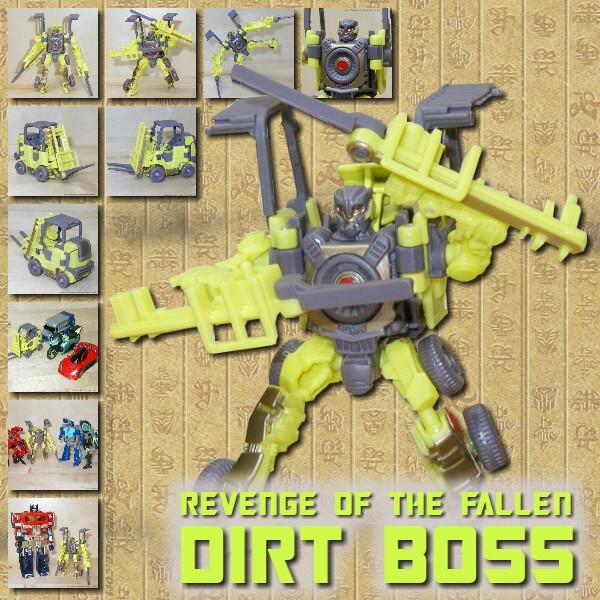 ROTF Dirt Boss