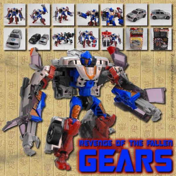 ROTF Gears