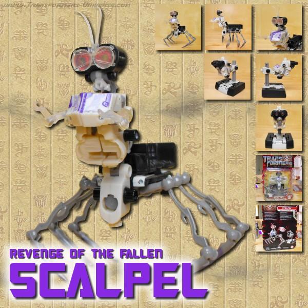 ROTF Scalpel