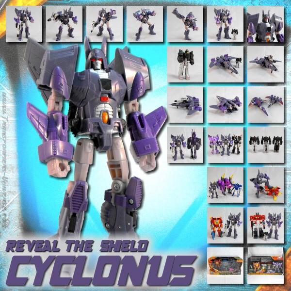 RTS Cyclonus & Nightstick