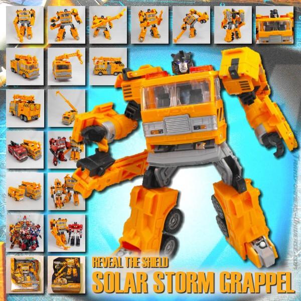 RTS Solar Storm Grappel