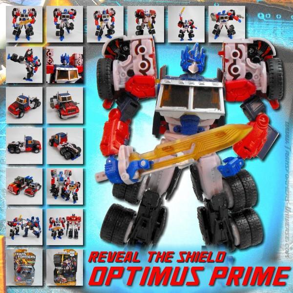 RTS Optimus Prime