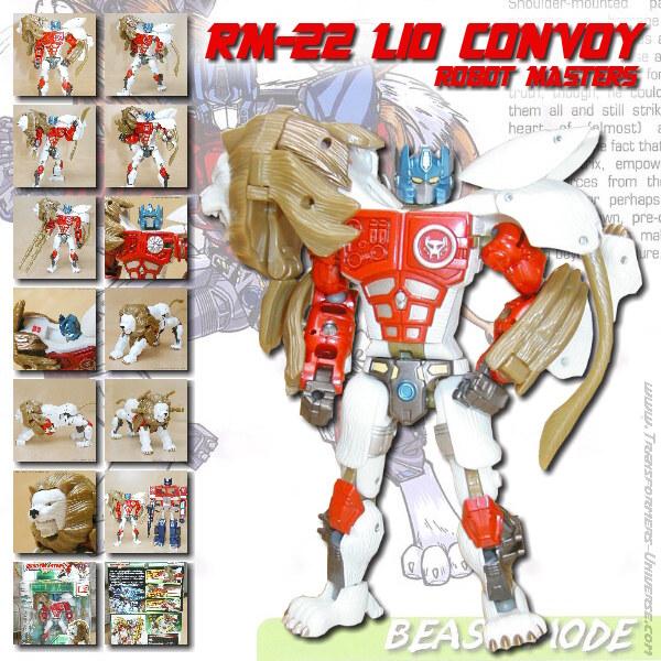 Robotmasters RM-22 Lio Convoy