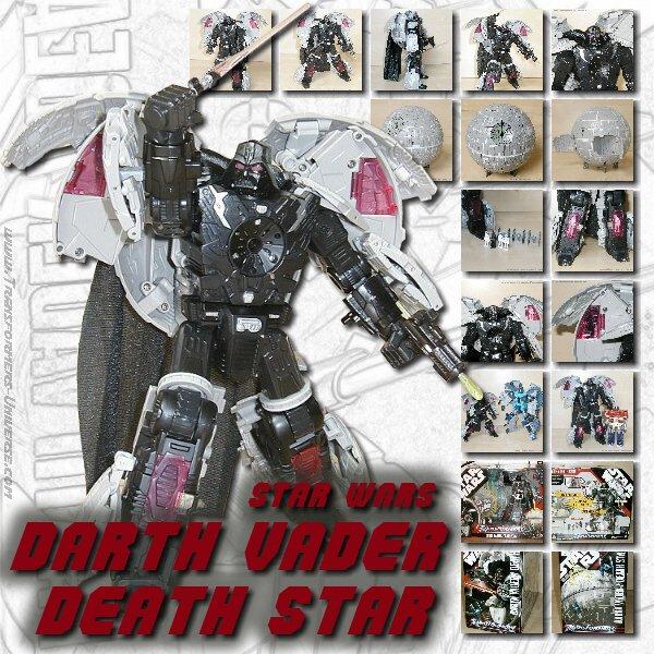 Star Wars Darth Vader / Death Star