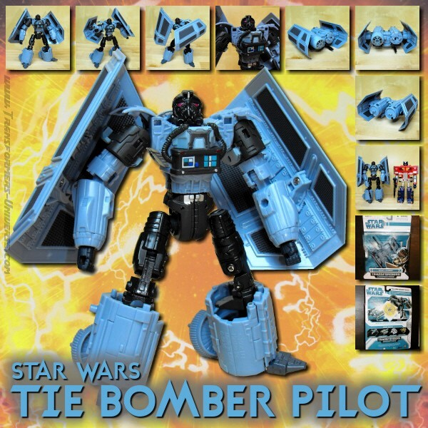 Star Wars TIE Bomber Pilot