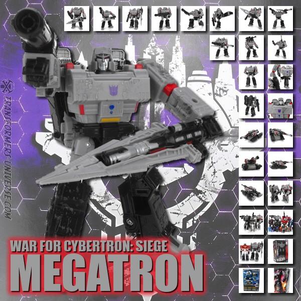Siege Megatron