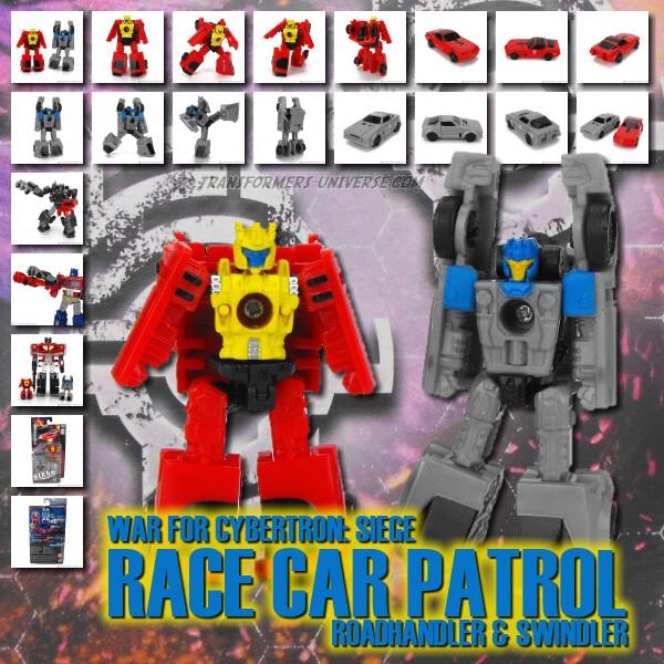 Siege Race Car Patrol