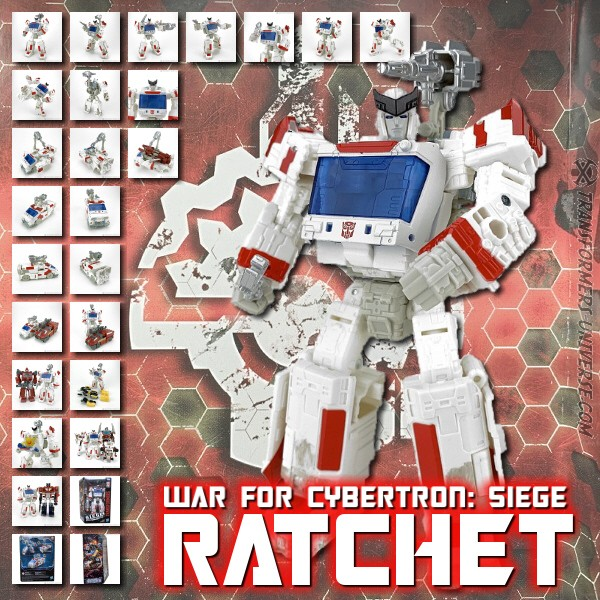 Siege Ratchet