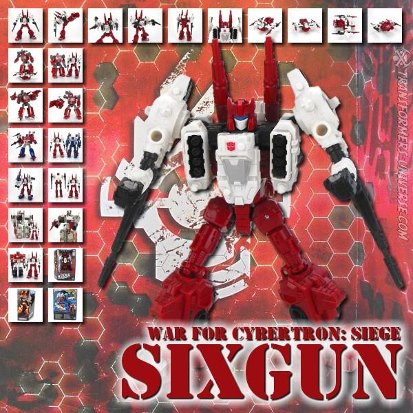 Siege Sixgun
