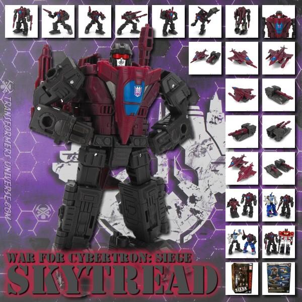 Siege Skytread