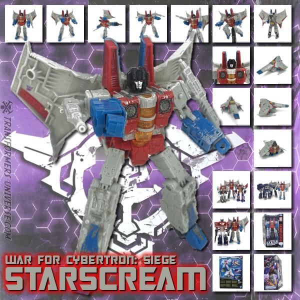 Siege Starscream