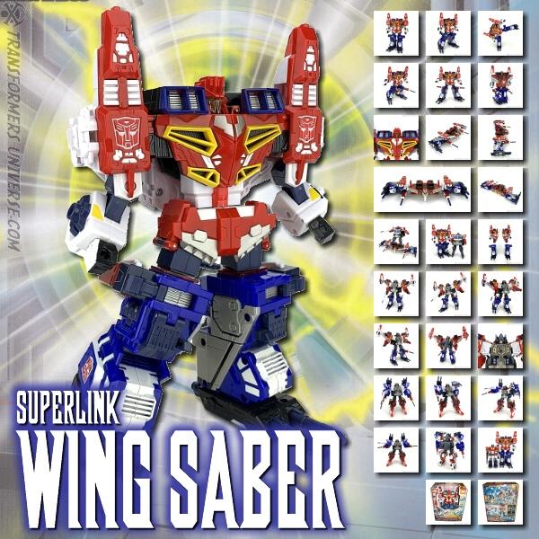 Superlink SC-17 Wing Sabre