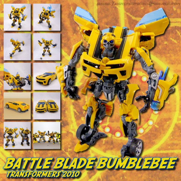 HftD Battle Blade Bumblebee