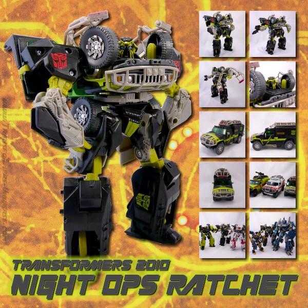 HftD Night Ops Ratchet