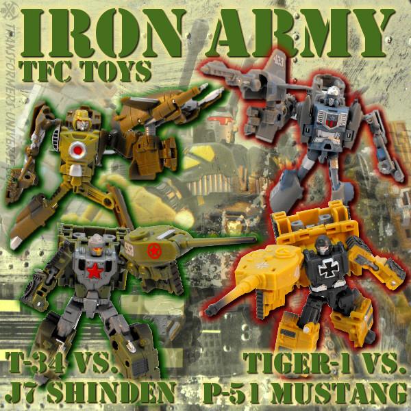 TFC Iron Army