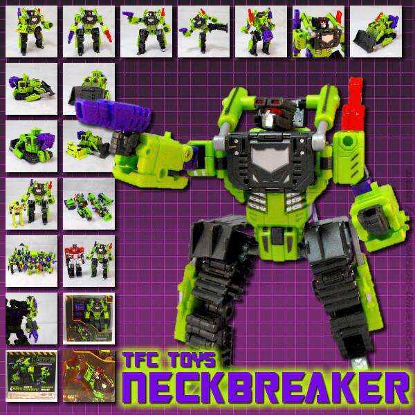 TFC Neckbreaker