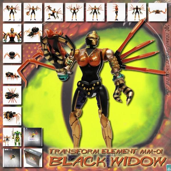 TFElement Black Widow