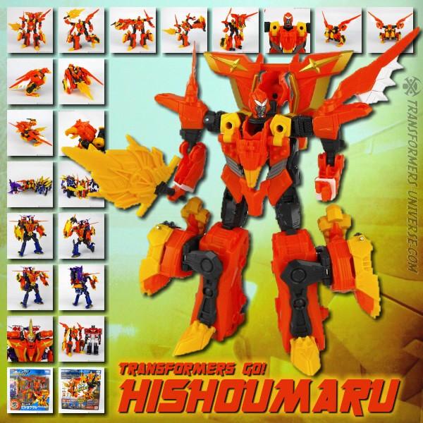 Go! G10 Hishoumaru