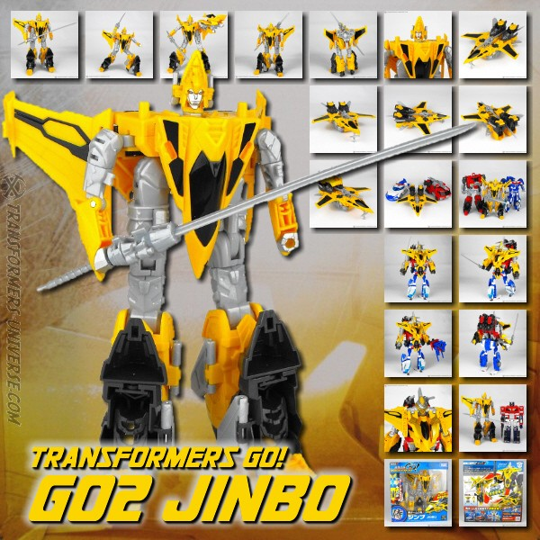 Go! G02 Jinbu