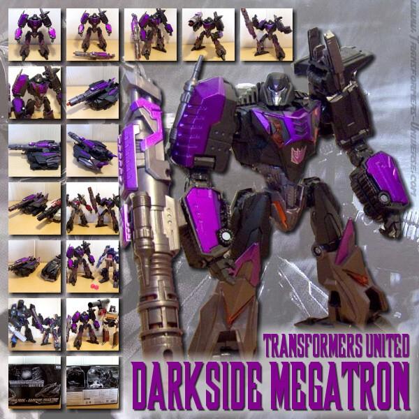 United Darkside Megatron