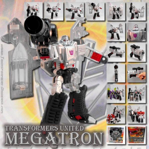 United UN-09 Megatron