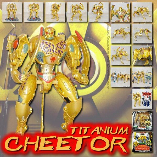 Titanium Cheetor
