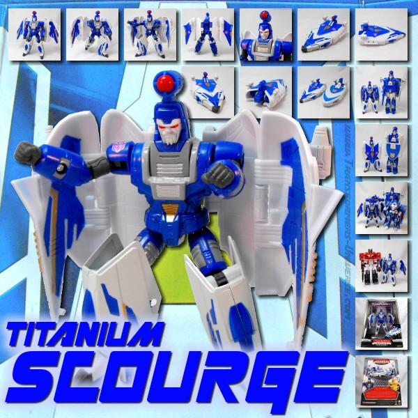 Titanium Scourge