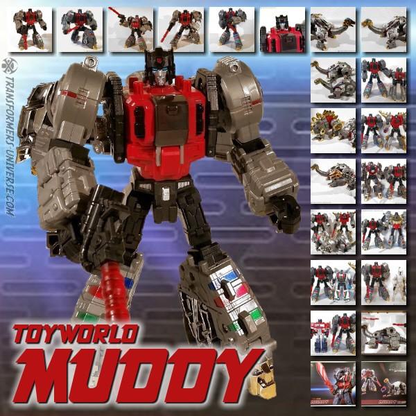 Toyworld Muddy