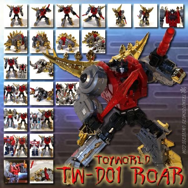 Toyworld Roar