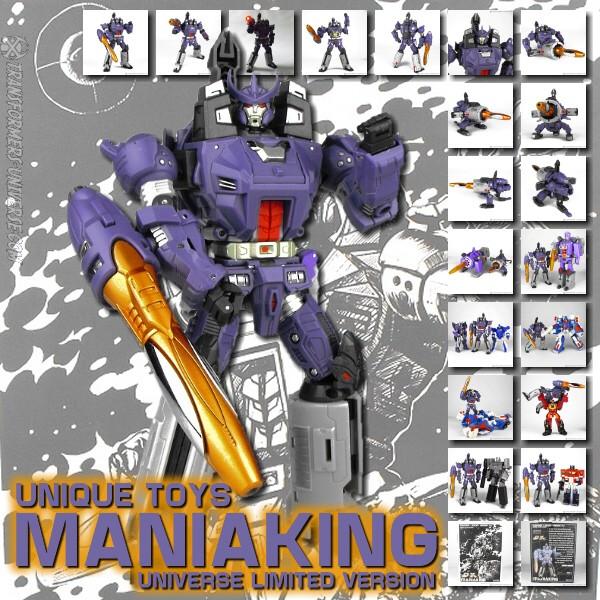 Unique Toys Maniaking