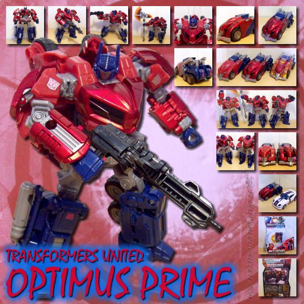 United UN-01 Optimus Prime