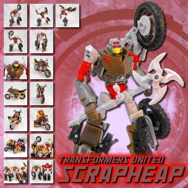 United Scrapheap