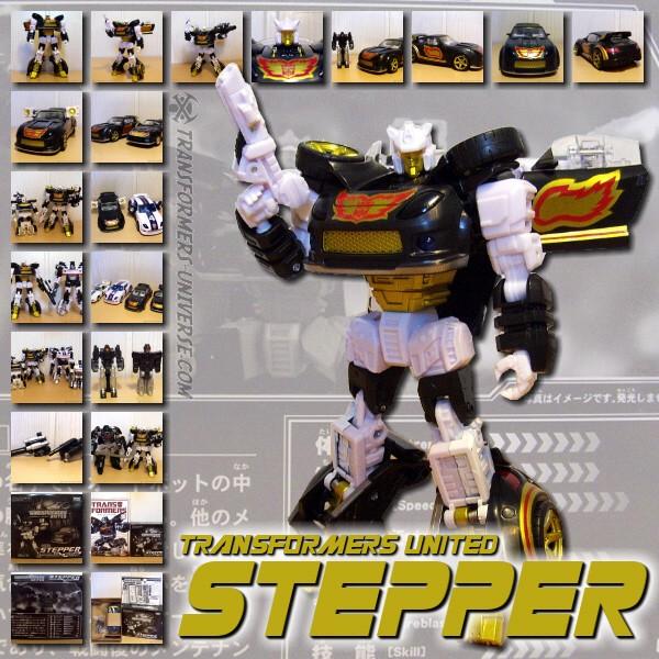 United Stepper & Nebulon