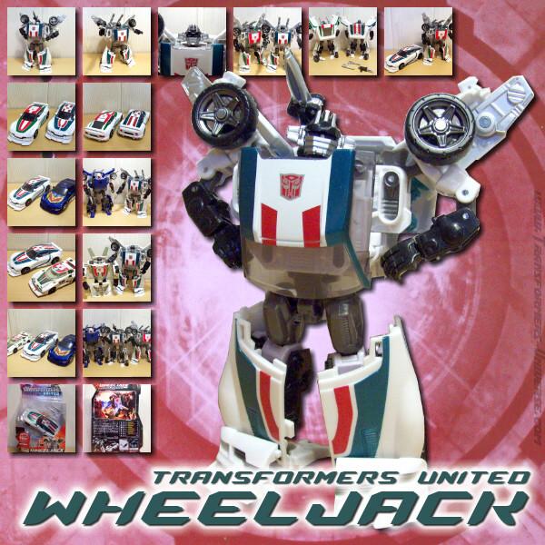 United UN-19 Wheeljack