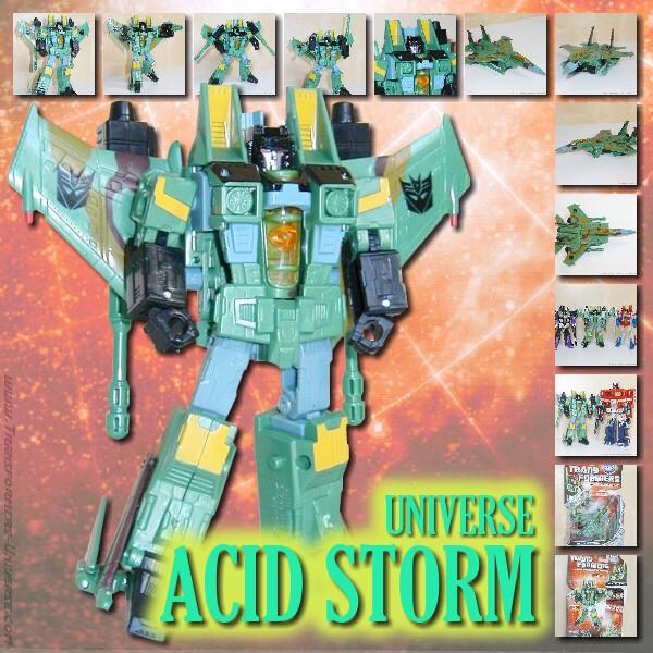 Universe Acid Storm