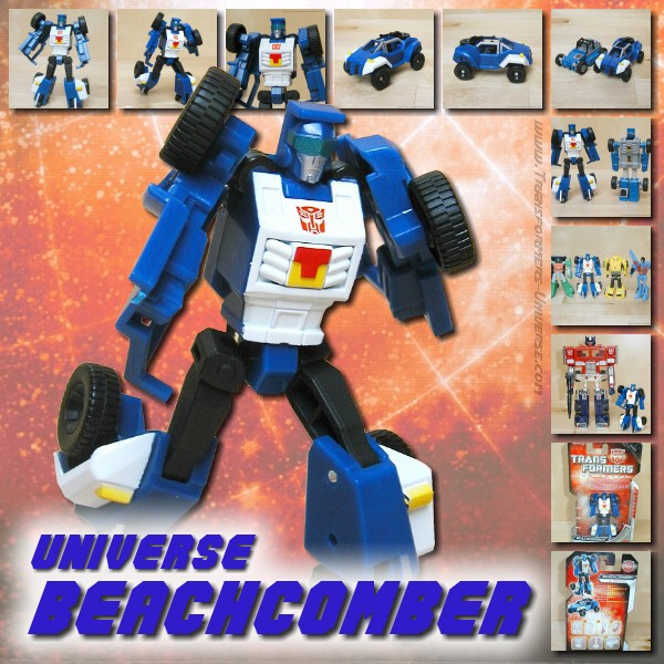 Universe Beachcomber