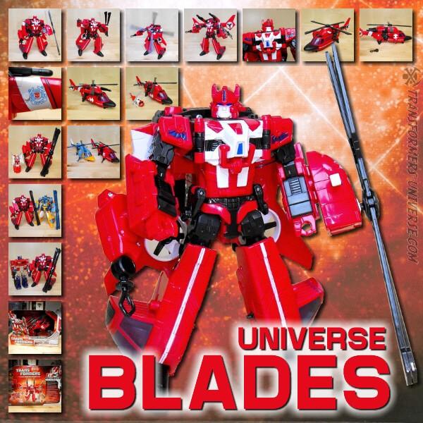 Universe Blades