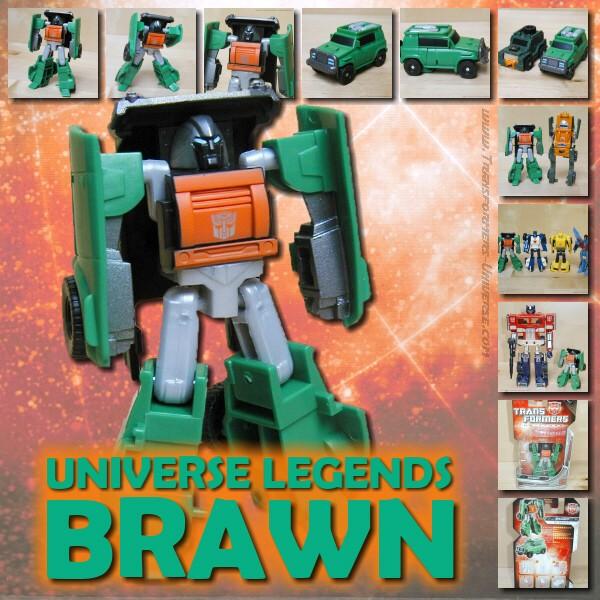 Universe Brawn