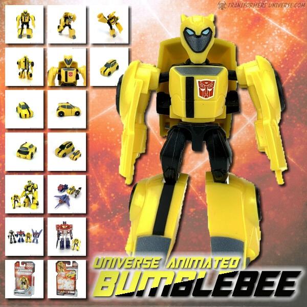 Universe Animated Bumblebee Legends