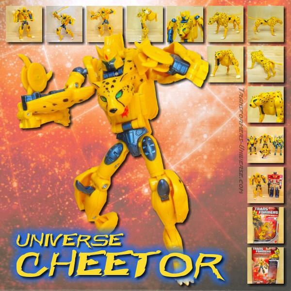 Universe Cheetor