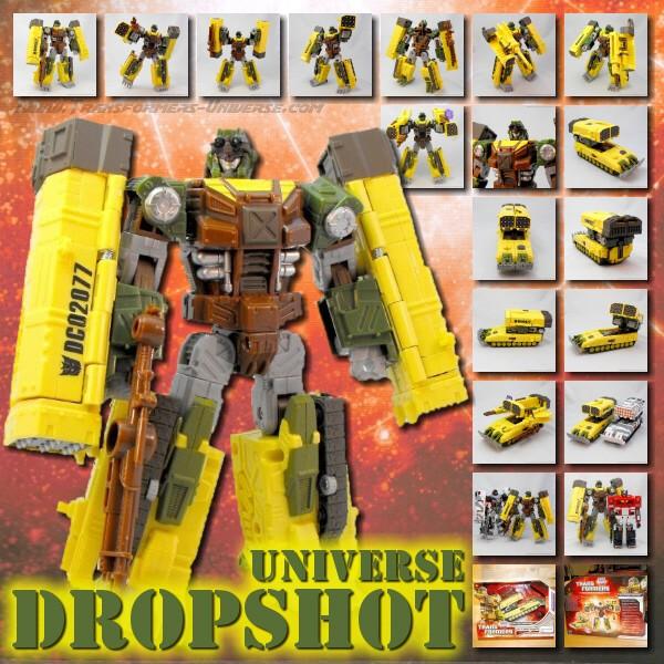 Universe Dropshot