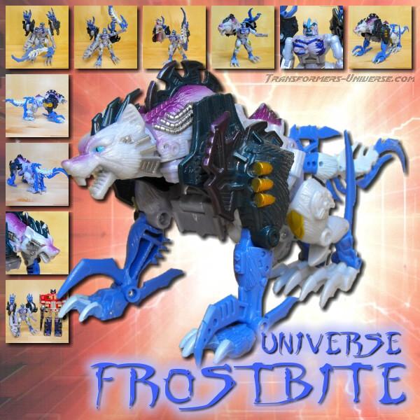 Universe Frostbite
