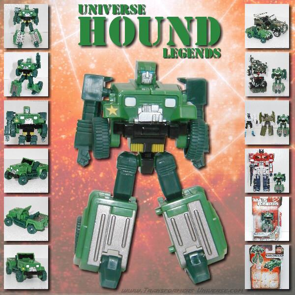Universe Hound Legends