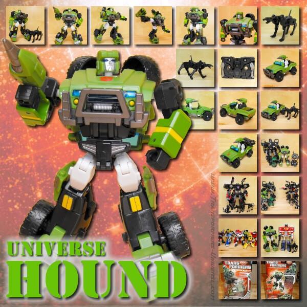 Universe Hound