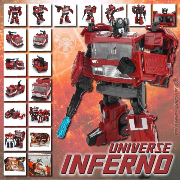 Universe Inferno